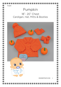 65. Pumpkin (Unisex) - Download - Designs By Tracy D