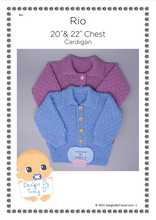 Load image into Gallery viewer, 106. Rio (Unisex) - Posted - Designs By Tracy D