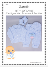 Load image into Gallery viewer, 89. Gareth (Unisex) - Posted - Designs By Tracy D