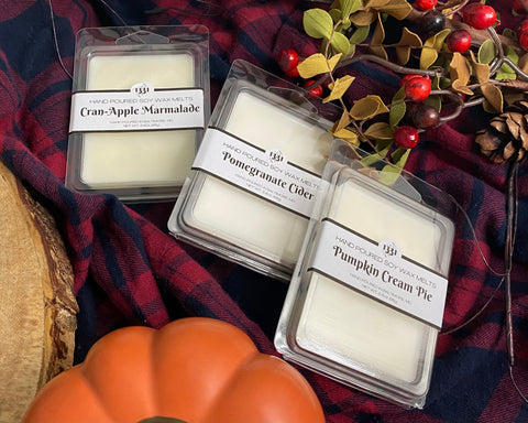 """FALL WAX MELTS"""