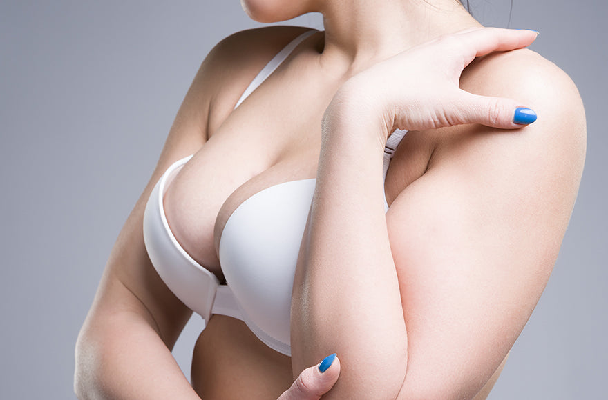 Women's Plus-Sized Push Up Bras: Yes, You Want One!