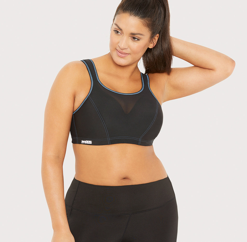 is a sports bra good for large breasts