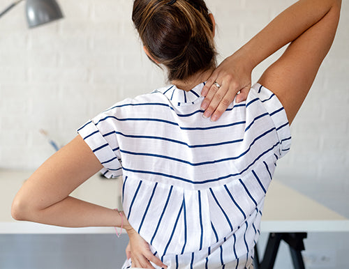 Do Large Breasts Really Cause Back Pain