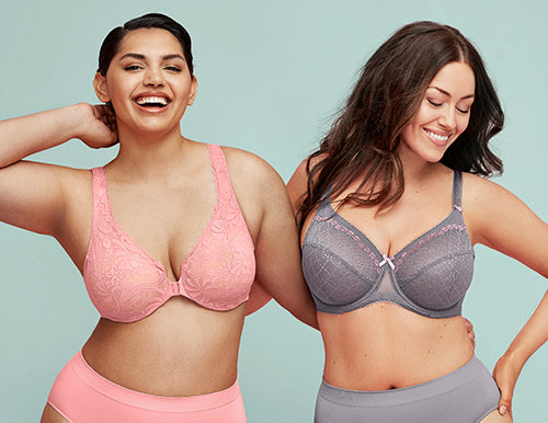 wire-free bras for sexy looks