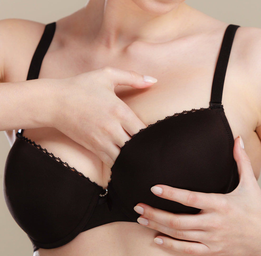 What bra styles eliminate bra gapping