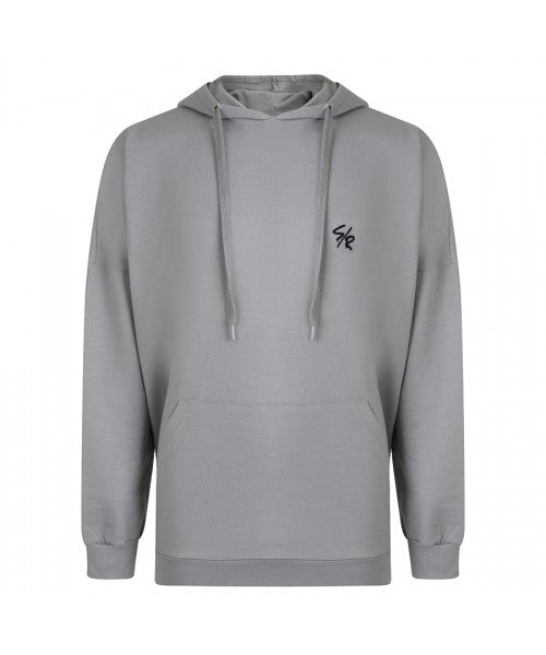 DAY OVERSIZED HOODIE - GREY