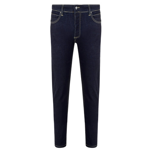 SLIM MIKE JEANS - BLUE