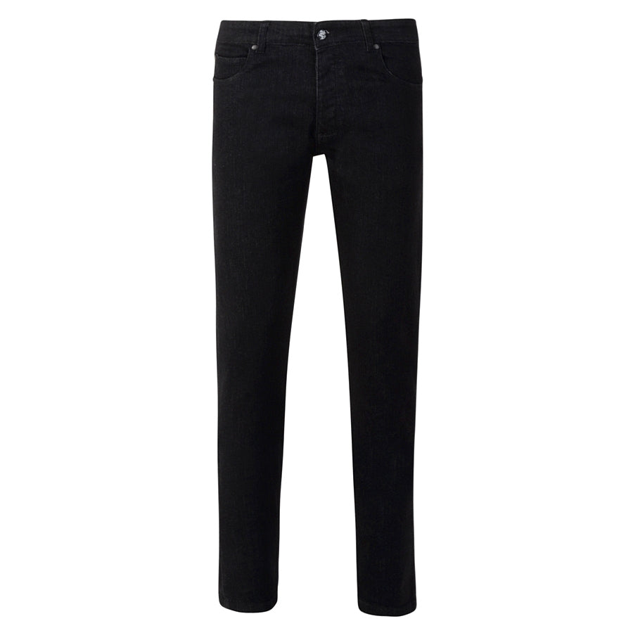 SLIM SIMON JEANS - BLACK
