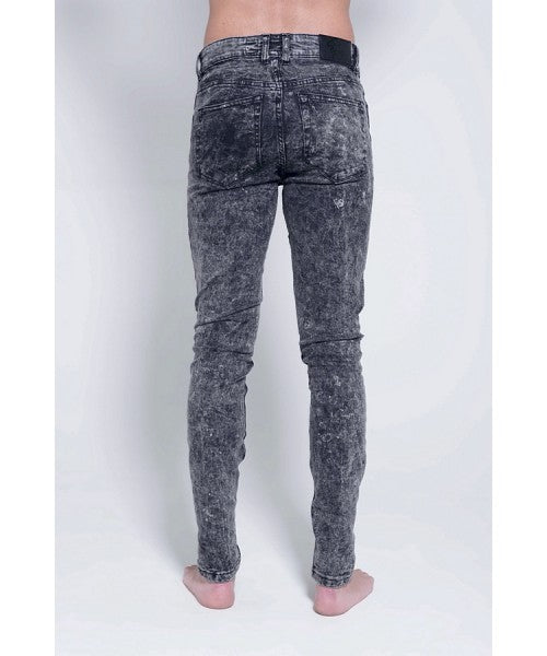 SUPER SKINNY JACOB JEANS - GREY