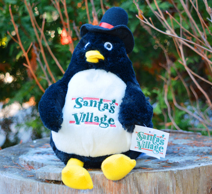Poogee the Penguin