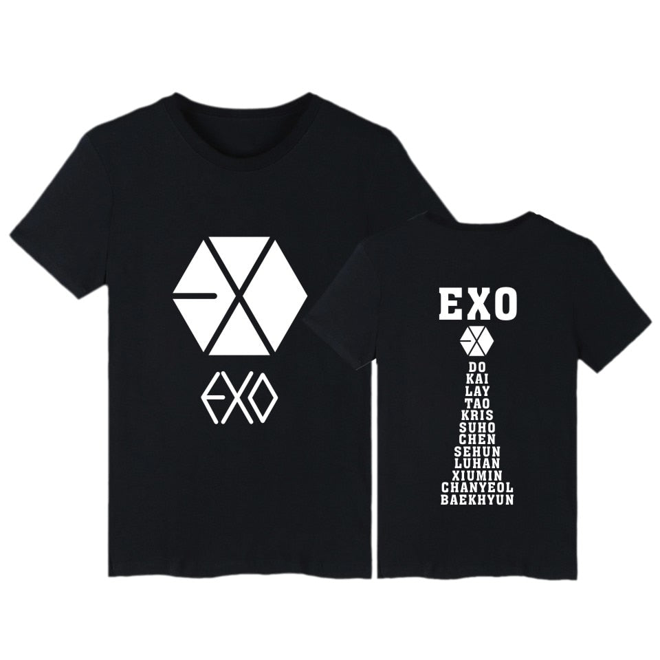 Gear Ask Exo T Shirt Limited Edition