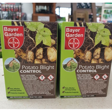 Potato blight, protection