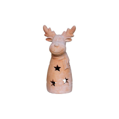 Star Reindeer Ornament