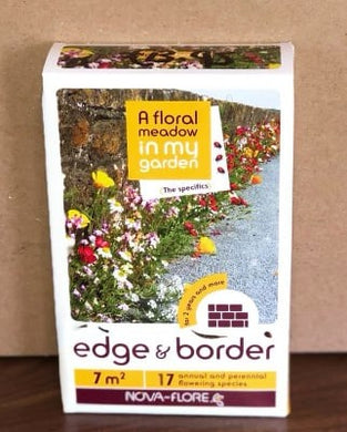 Edge & Border Wildflower Seeds