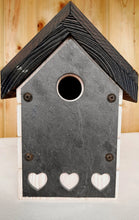 Load image into Gallery viewer, Slated bird house