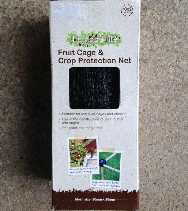 Fruit Cage & Protection Net