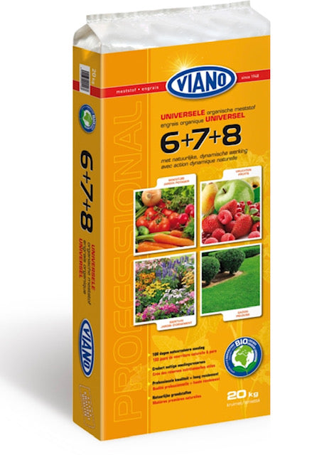 VIANO 6-7-8 fertiliser