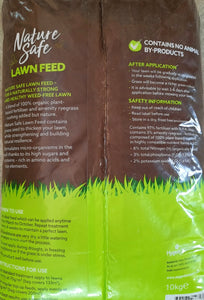 Nature Safe Lawn Feed