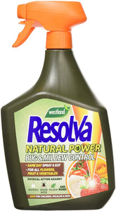 Resolva Natural Bug + Mildew Control