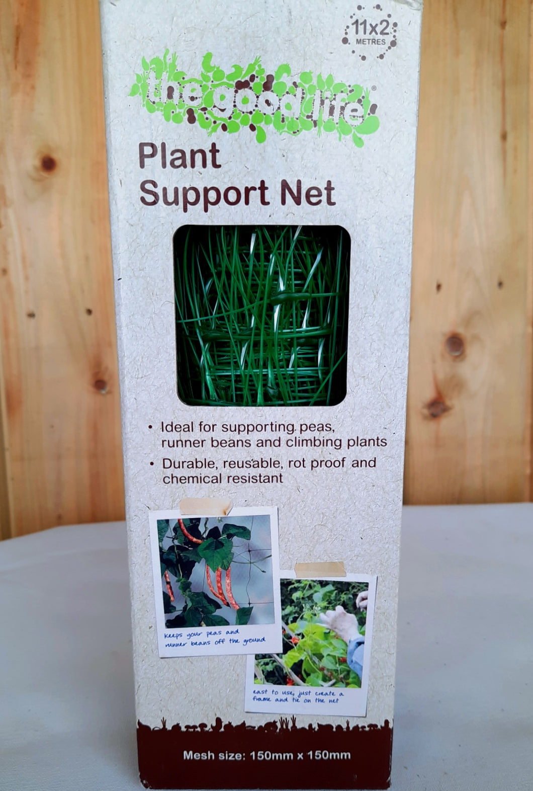 The good life  Plant Support Net