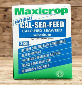 Maxicrop Cal Sea Feed 2kg