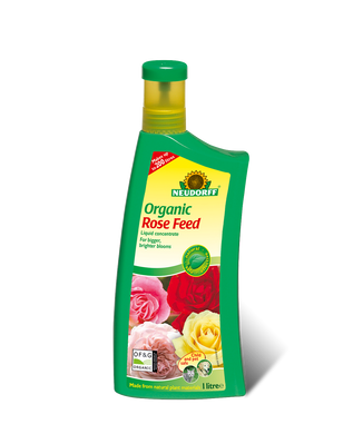 Neudorff Organic Rose Feed