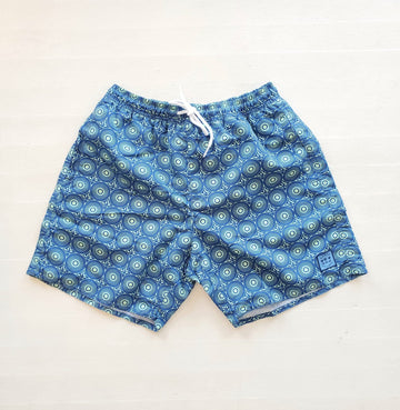 Padang Padang Swim Short in Sage Sundial