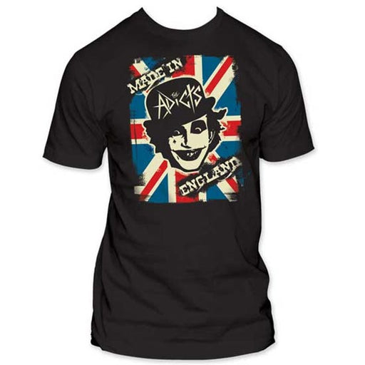T-Shirt -The Adicts - England 2-Metalomania