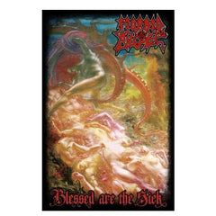 Deluxe Flag - Morbid Angel - Blessed are the Sick