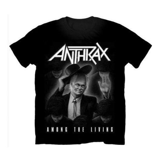 T-Shirt - Anthrax - Among The Living-Metalomania