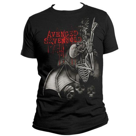 Avenged Sevenfold - Spine Climber (T-Shirts)-Metalomania