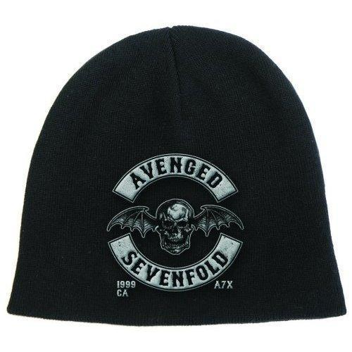 Beanie - Avenged Sevenfold - Death Bat Crest