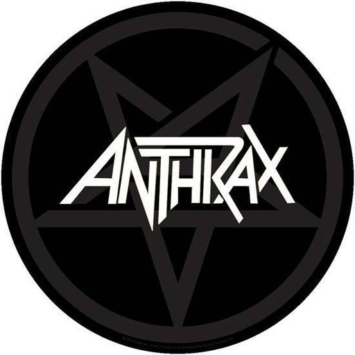 Back Patch - Anthrax - Pentathrax-Metalomania