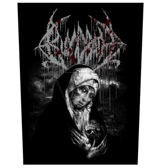 Back Patch - Bloodbath - Grand Morbid Funeral-Metalomania