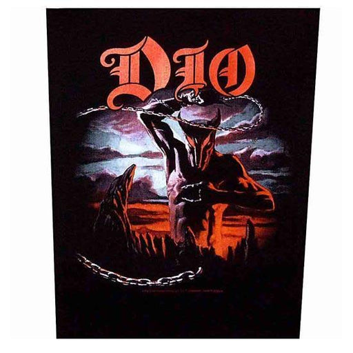 Back Patch - DIO - Holy Diver Close Up-Metalomania