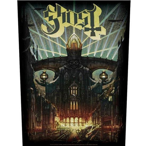 Back Patch - Ghost - Meliora