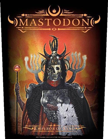 Back Patch - Mastodon - Emperor of Sand