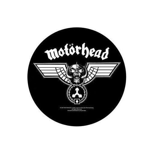 Back Patch - Motorhead - Hammered-Metalomania