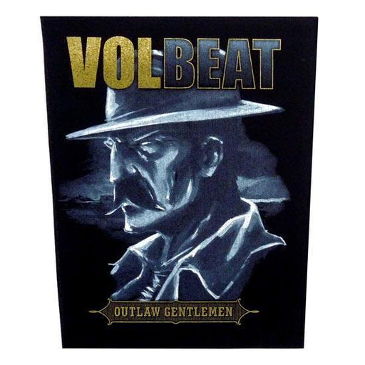 Back Patch - Volbeat - Outlaw Gentlemen