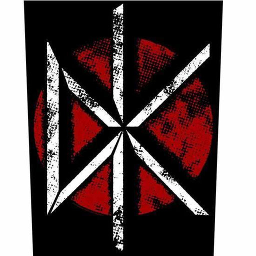 Back Patches - Dead Kennedys - Vintage DK Logo