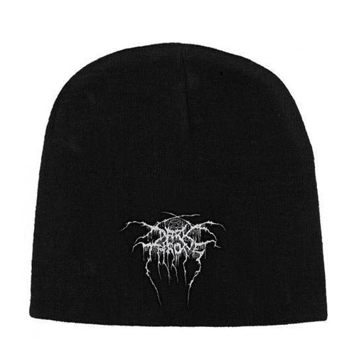 Beanie - Darkthrone - Logo-Metalomania