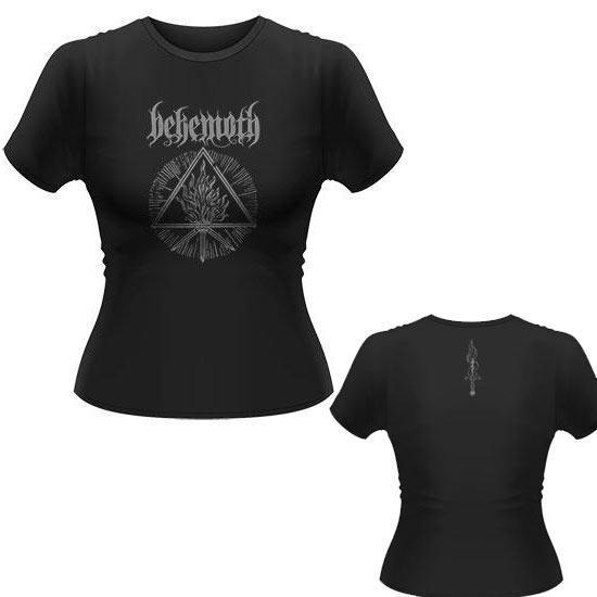Behemoth Furor Divinus (LADIES T-Shirt)
