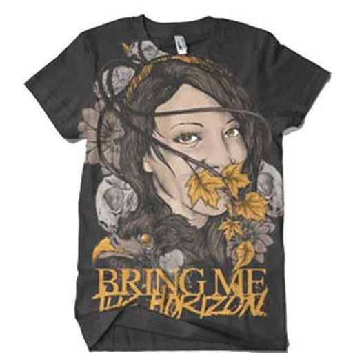 T-Shirt - Bring Me The Horizon - Lady Of Life