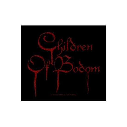 Children of Bodom - Blood Logo (Patches)