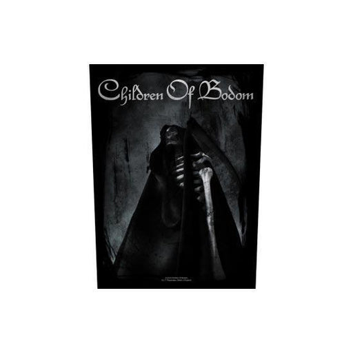 Back Patch - Children of Bodom - Fear The Reaper