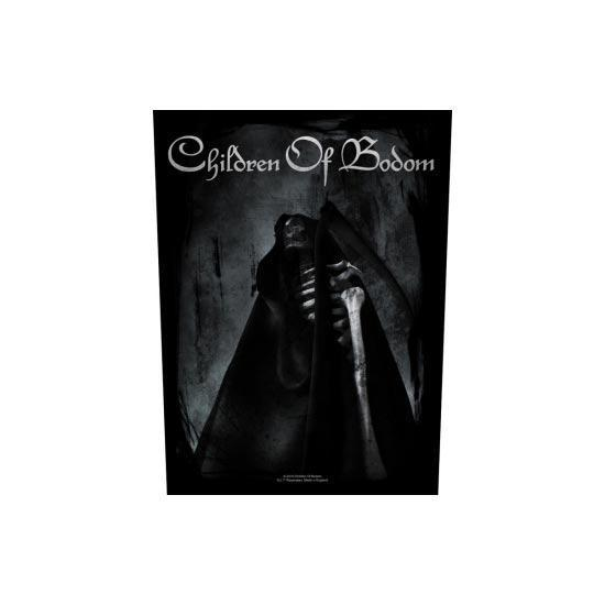Back Patch - Children of Bodom - Fear The Reaper-Metalomania