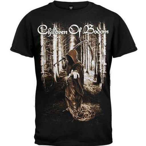 T-Shirt - Children of Bodom - Death Wants You