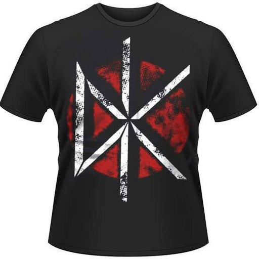 Dead Kennedys Distressed Logo (T-Shirts)