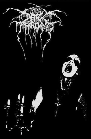 Deluxe Flag - Darkthrone - Transilvanian Hunger