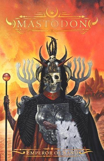 Deluxe Flag - Mastodon - Empire of Sand